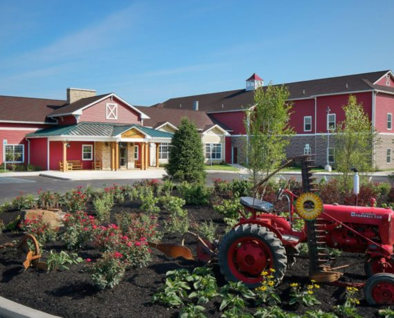 Field of Dreams Senior Living Facility