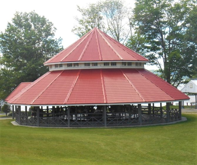 Midway State Park Carousel