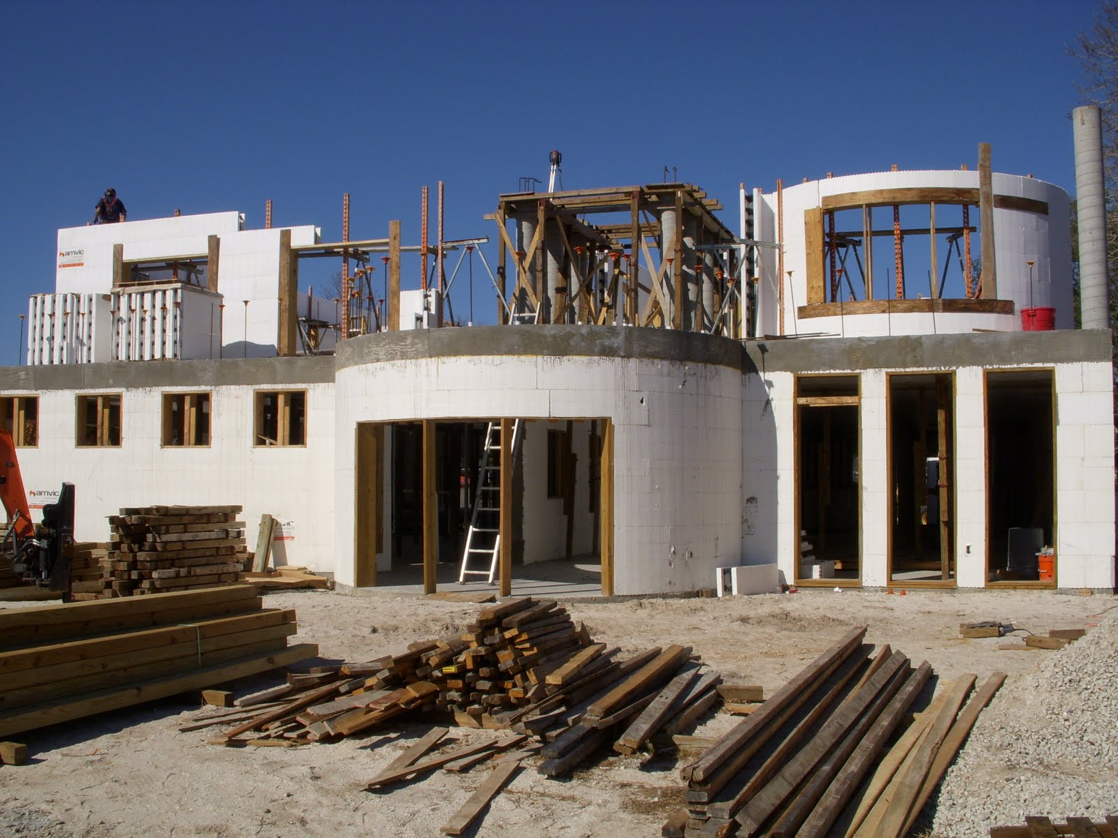Insulated Concrete Forms